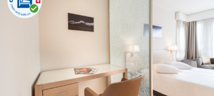 Le Starling Hotel Residence Genève est labellisé «Clean & Safe»